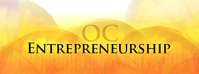 How Entrepreneurial is Orange County?