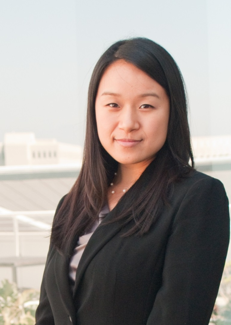 Ellen Kim, a Mihaylo College Assistant Professor of Management who has studied online hotel reviews.