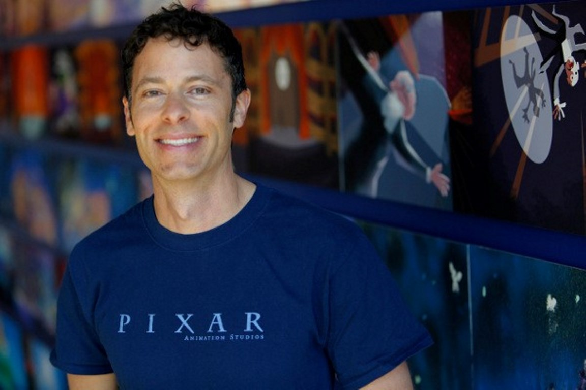 Matthew Luhn of Pixar Animation, a keynote speaker at Mihaylo College's Business Madness Week in 2017.