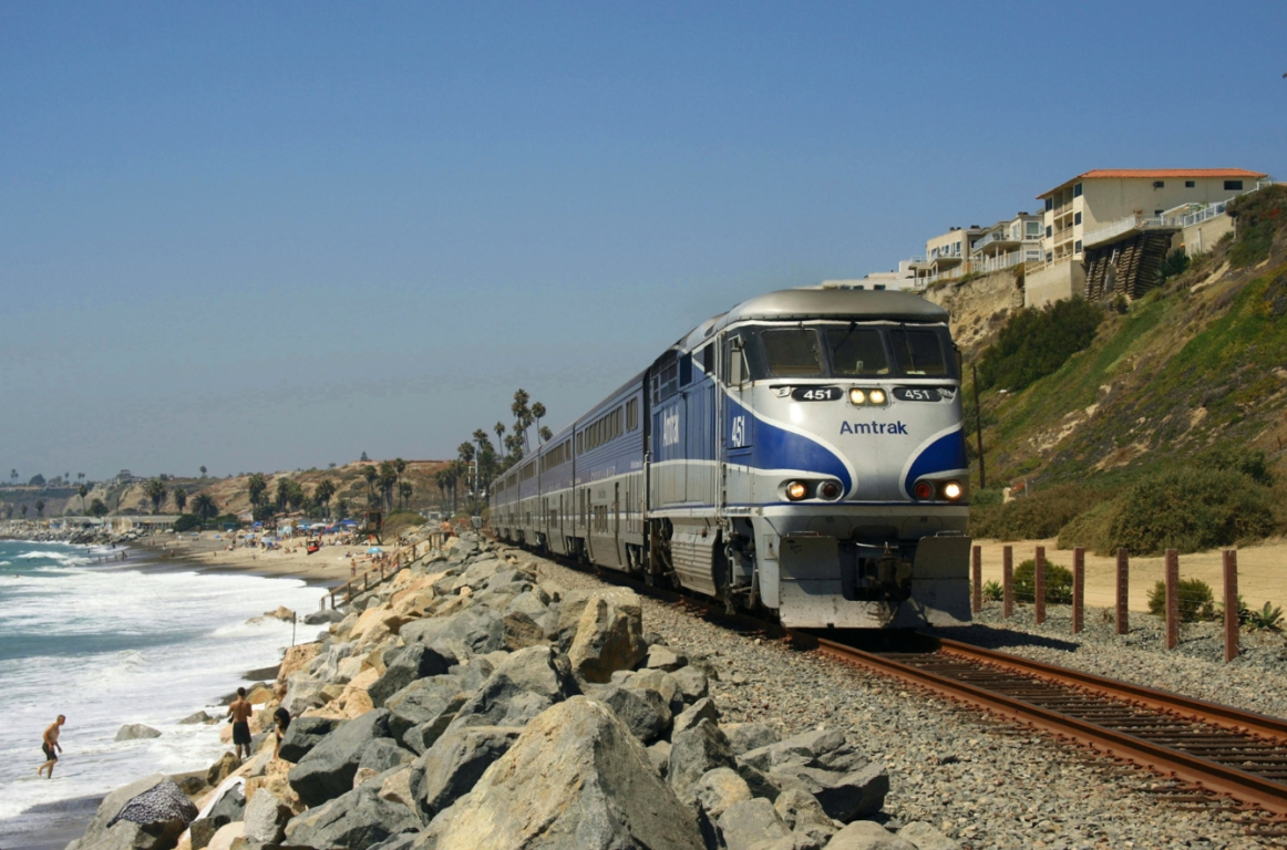 enjoy southern california without the driving: seven easy trips by