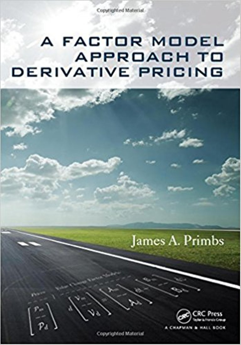 A Factor Model Approach to Derivative Pricing by Mihaylo College Associate Professor of Finance James Primbs explores financial derivative pricing.