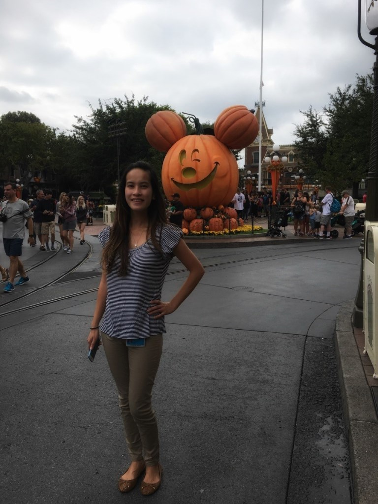 For Kathy Ly '15, a Disney-rich childhood prepared her for a career at the Magic Kingdom.