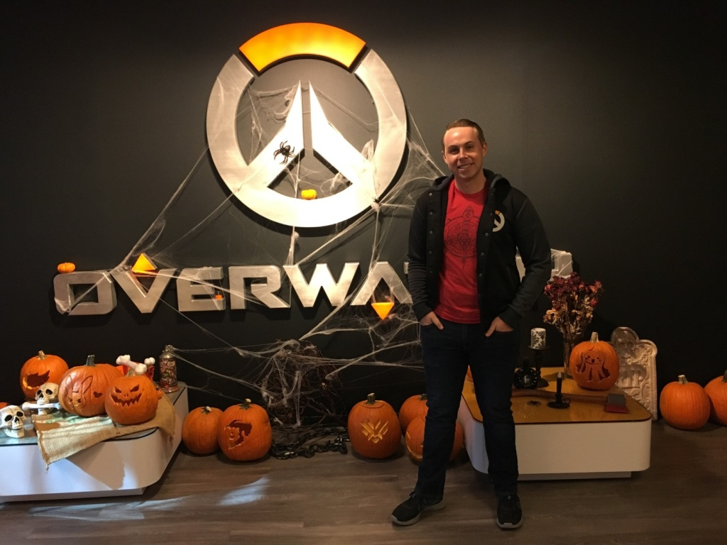 Matthew Slagle '15 is a Mihaylo College alumnus with a career in the video game industry.