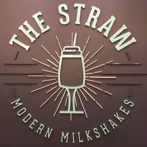 The Straw restaurant logo
