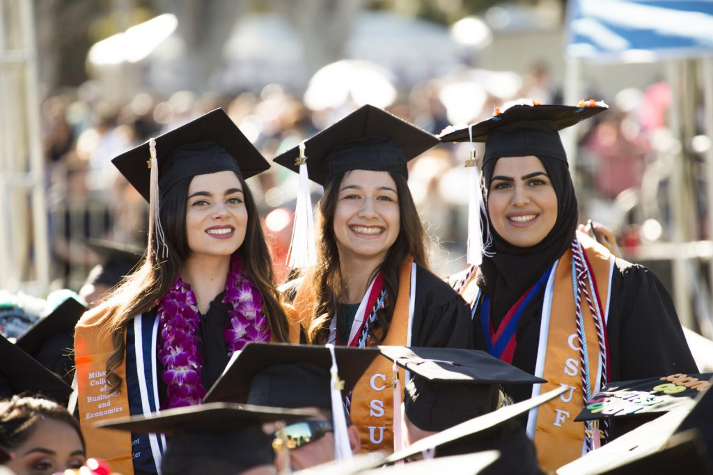 CSUF Celebrates Commencement May 20-21