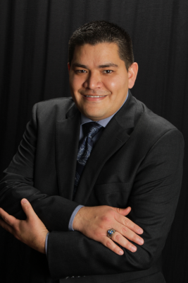 Carlos Guaman '09 is a leader in the Orange County, California, Hispanic community, with a Santa Ana-based accounting and insurance firm that primarily services Latino residents and businesses.