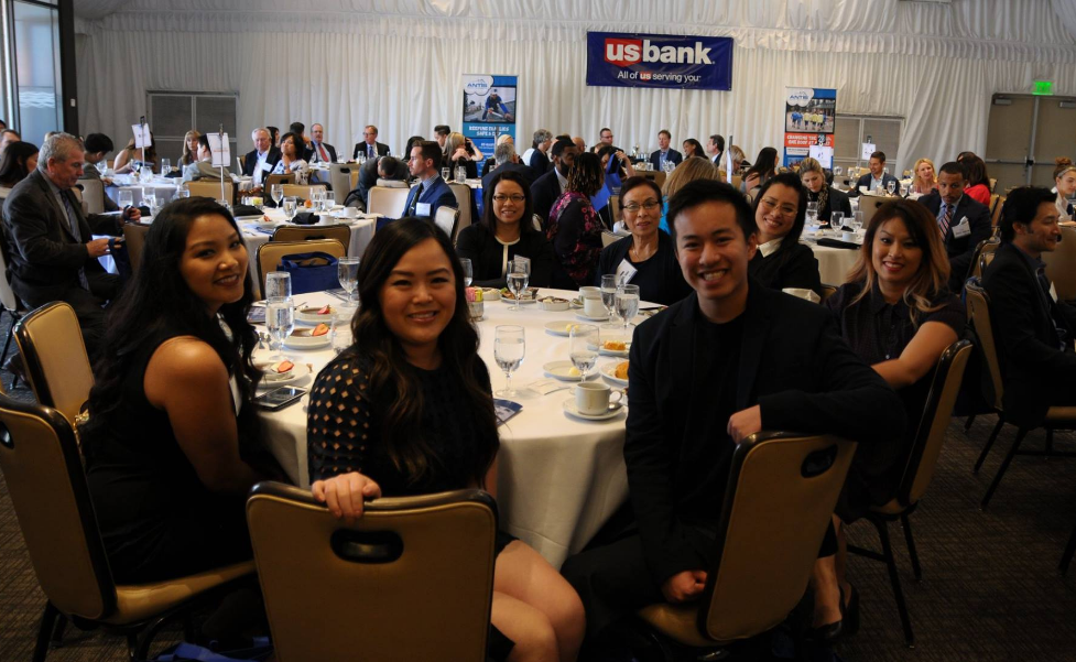 Cal State Fullerton's Center for Leadership Awards is a great place for Orange County students and business professionals to network.