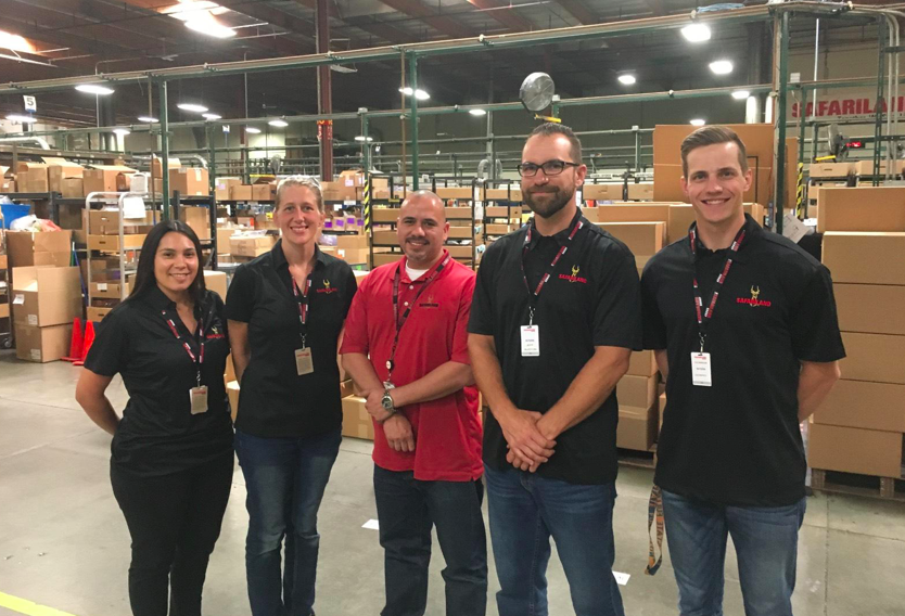 An internship at The Safariland Group provided a behind-the-scenes look at the supply chain for Mihaylo College seniors in spring 2018.