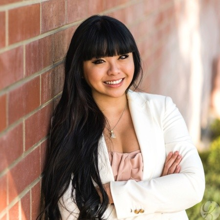 Mihaylo College Entertainment and Hospitality grad Trish Kao '18.