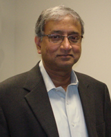 Dipankar Purkayastha, chair of the Cal State Fullerton Department of Economics and a professor of Economics