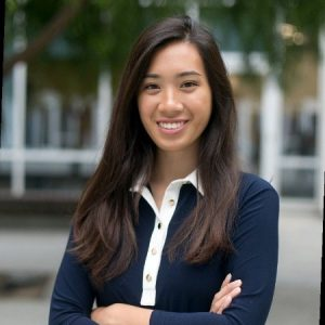 Josephine Ngo, a management student at Cal State Fullerton who was awarded the PHIRA scholarship.