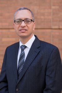 Walied Keshk, assistant professor of accounting at CSUF and a member of the editorial board for the Managerial Auditing Journal.