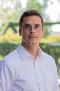 Mitchell Livy, Cal State Fullerton Mihaylo College assistant professor of economics.