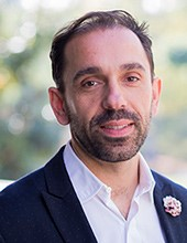 Pedro Amaral, CSUF Mihaylo associate professor of economics