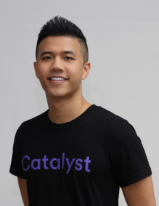 Kevin Chiu, co-founder of Catalyst Software