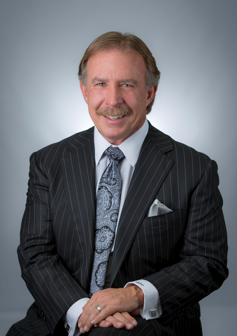Scott O'Brien '77, president of law enforcement products manufacturer The Safariland Group.