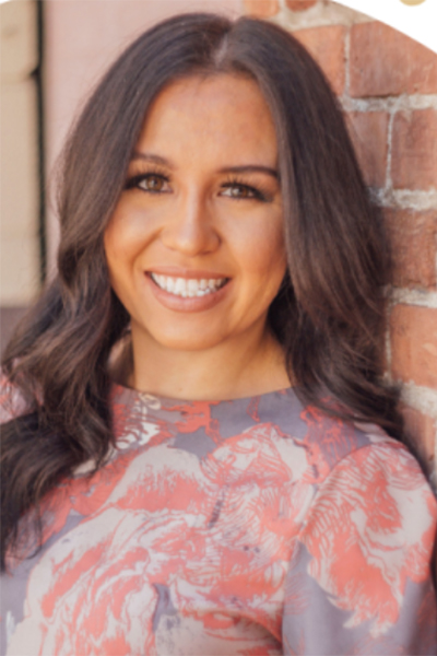 Laura Rodriguez, senior social media coordinator for the Grammys / The Recording Academy, and a Cal State Fullerton grad.
