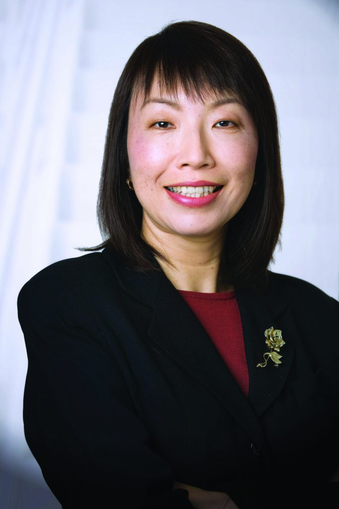 Carolyn Chang, a Cal State Fullerton finance professor