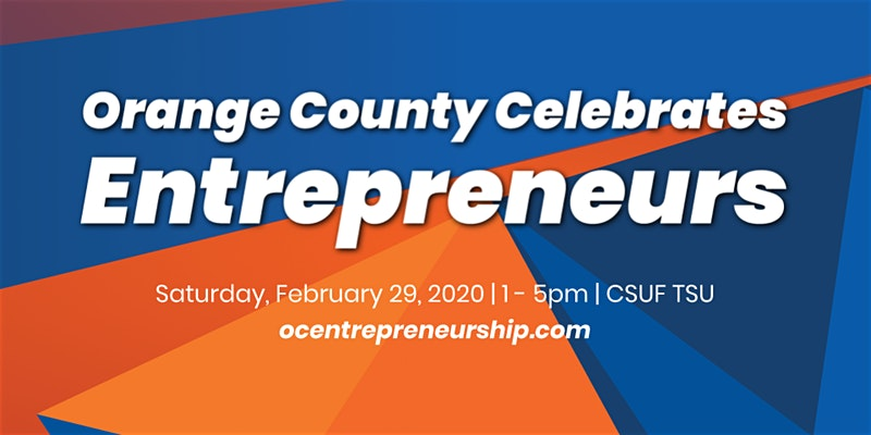 Orange County Celebrates Entrepreneurs logo