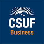 CSUF Business College Logo