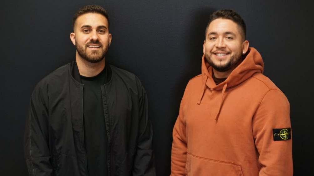 TRUFF hot sauce co-founders Nick Ajluni and Nick Guillen