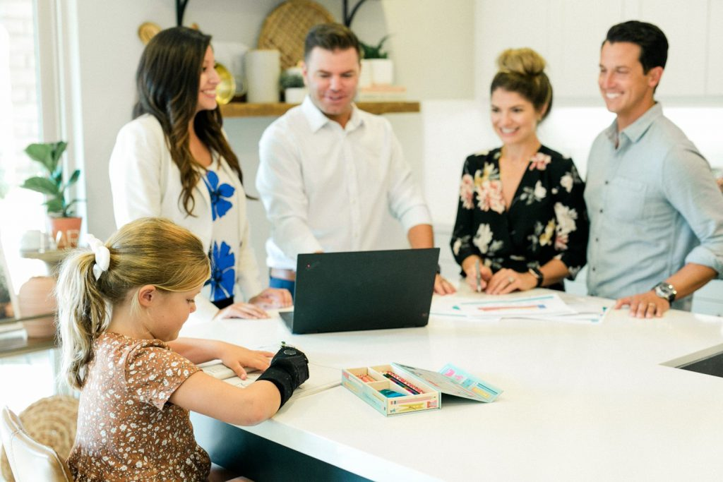 Modern Wealth Design offers financial planning to families.