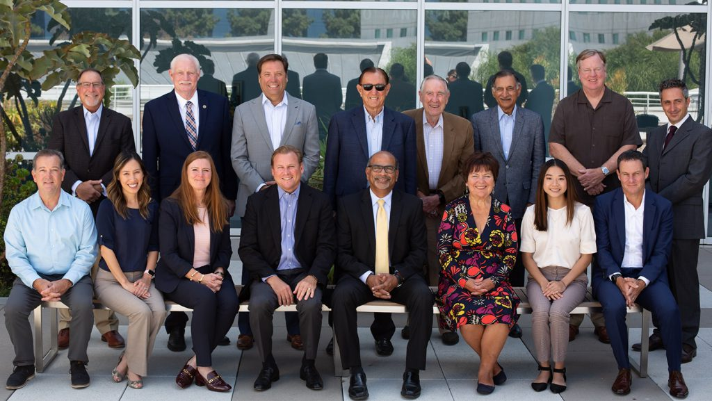 Dean's Advisory Board of Cal State Fullerton's College of Business and Economics