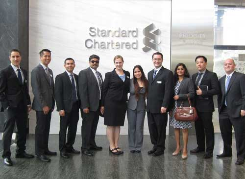 Standard Chartered Group Picture