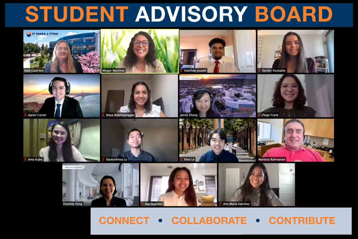 Business Student Advisory Board
